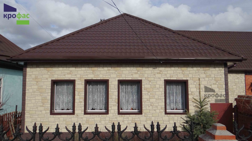 Фасадная панель